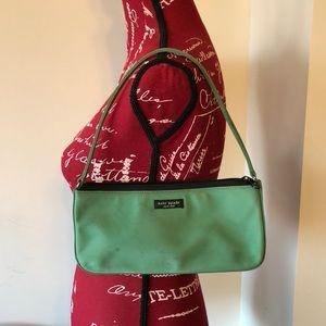 💫HP!💫 ♠️ Green Kate Spade shoulder purse